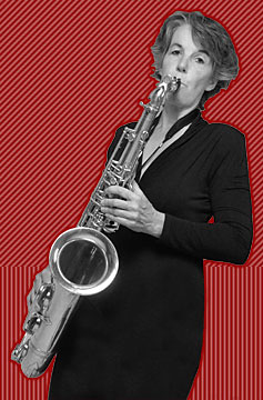 Soloimprovisation Saxophon