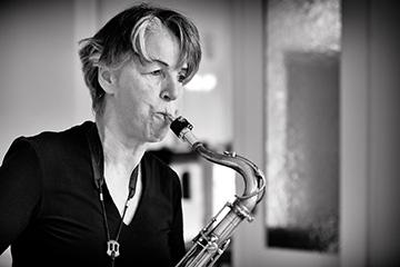Marion Schwan Saxophon solo