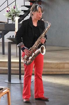 saxophon solo berlin