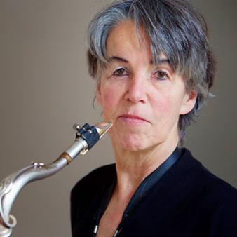 Marion Schwan, Saxophonistin aus Berlin