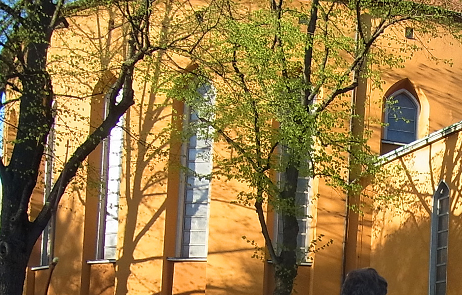 Rundkirche Tempelhofer Feld